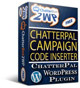 ChatterBot2WP Free WordPress plugin