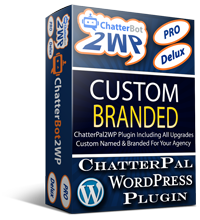 ChatterBot2WP PRO Delux