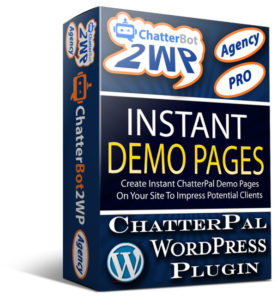 chatterbot2wp agency pro plugin for wordpress